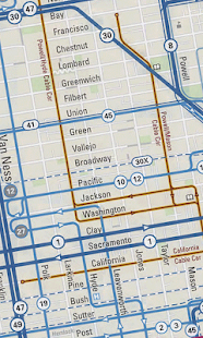 San Francisco Transport Map- screenshot thumbnail