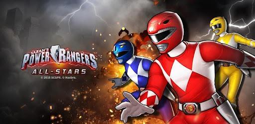 Power Rangers: All Stars - Apps on Google Play