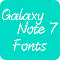 Galaxy Note 7 for FlipFont icon