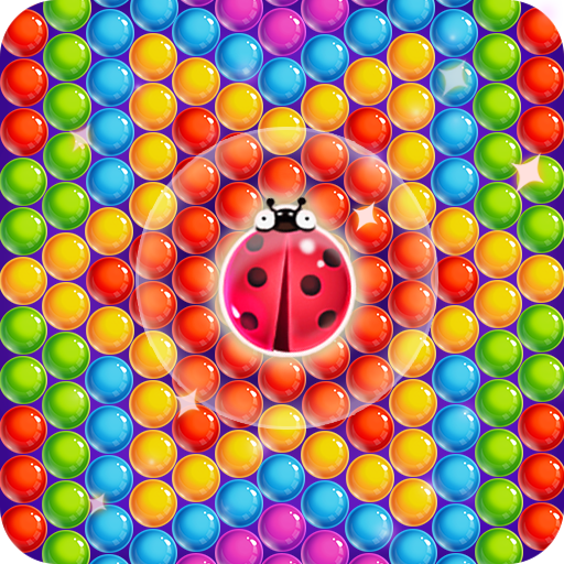 休閒App|Bubble Shooter Deluxe LOGO-3C達人阿輝的APP