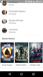 Filmy - Your Movie Guide Screenshot