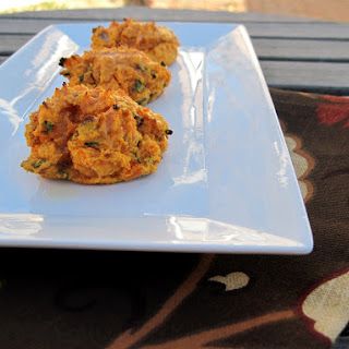 Bacon and Chive Sweet Potato Biscuits