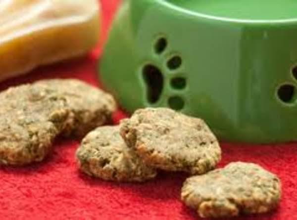 Peanut Butter Dog Yum Yums Recipe