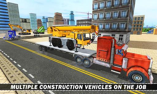 Modern House Construction 3D 1.0 screenshots 4