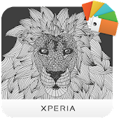 XPERIA™ Lion Theme