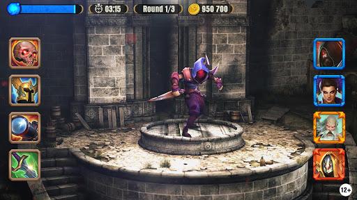 Legends Magic: Juggernaut Wars - raid RPG games 1.4.0 screenshots 2