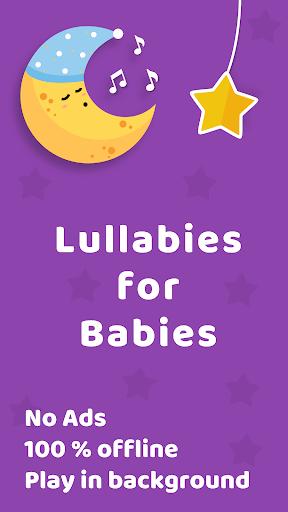 Lullabies for babies. 1.10.01 screenshots 1
