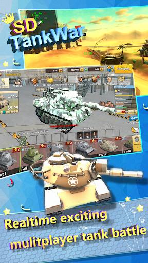 SD Tank War cheat screenshots 4