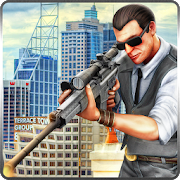 Secret Agent Sniper Assassin