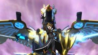 第33話 王が見る世界 黒皇機獣ダークネス・グリフォン