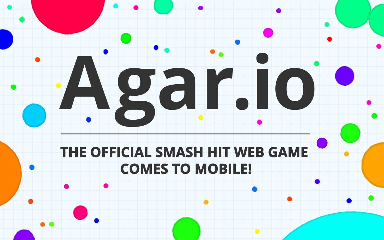 Agar.io- screenshot