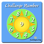 Challenge Number Numerology