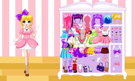 Dress Up Manga Wardrobe  1