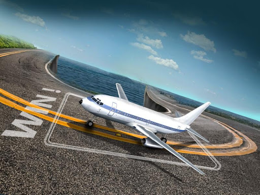 Plane Driving 3D  screenshots 7
