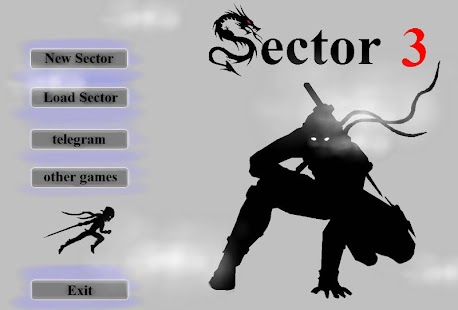 Vector 3 Ninja Parkour - náhled
