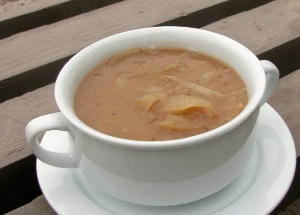 Basler Mehlsuppa Recipe