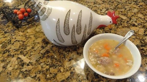Simple Bean Soup Recipe
