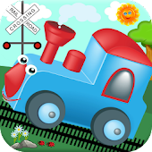 Train Games For Kids! Free