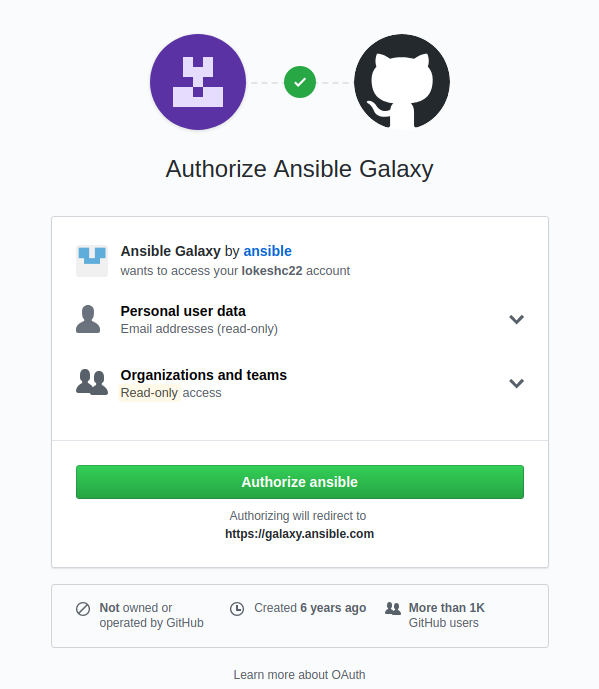 ansible galaxy, ansible, ansible tutorial, ansible playbook, playbook, ansible linux, ansible roles, ansible modules, linuxtopic,