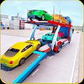 City Car Transport Simulator 2020: Truck Games icon
