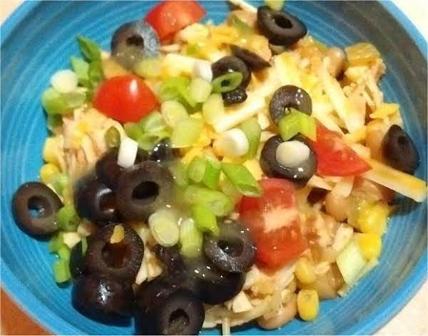 Mexi-bowl By Maggie Recipe