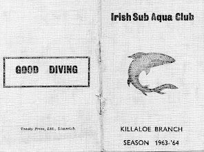 Photo: Club Membership Card '63- '64