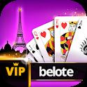 VIP Belote - French Belote Online Multiplayer icon