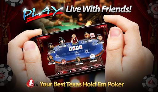 Krytoi Texas Holdem Poker. 11.0.1 Mod screenshots 4