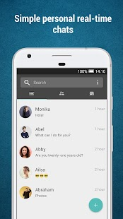 Privacy Messenger Pro Screenshot