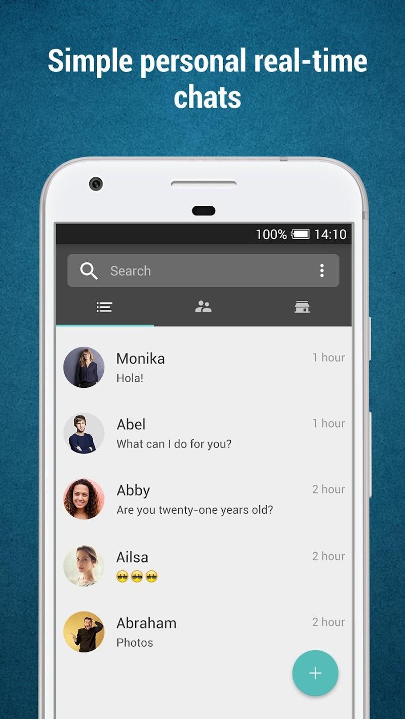 Privacy Messenger Pro Screenshot 0