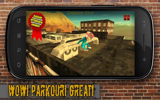 Grandmother Parkour 3D