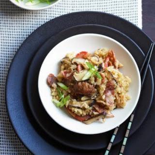 Chinese Sticky Rice.