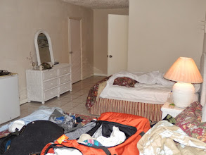 Photo: Rooms at Andros are certainly sufficient!