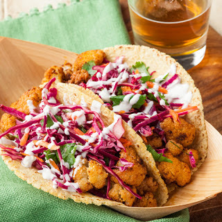 Cauliflower Tacos