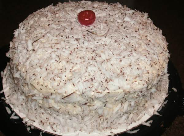 Delicious Coconut Cake~ Jamaican Style