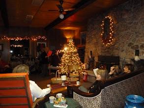 Photo: Christmas carol sing along