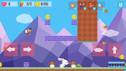 Android/PC/Windows的Bunny Run : Peter Legend (apk) 游戏 免費下載 screenshot
