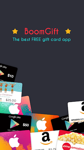 Boom Gift - Get free gift card