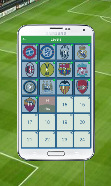 guess the football club 2017- screenshot