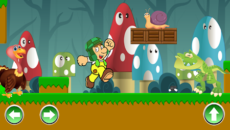 Halloween Monster Run Game 1.0 screenshot 32406