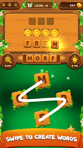 Word Wonder - Connect Words android2mod screenshots 1