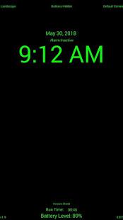 App Free Night Clock ( Night Dim Clock ) APK for Windows Phone