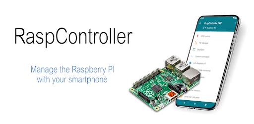 RaspController - Aplicaciones en Google Play