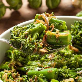 Sautéed Broccoli Rabe