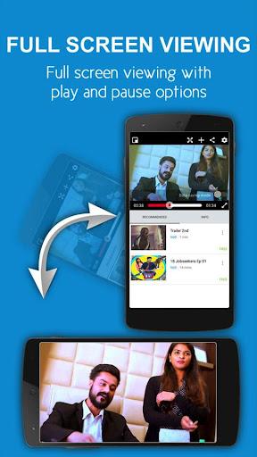 nexGTv Live TV News Cricket 5.1.16 app download 1