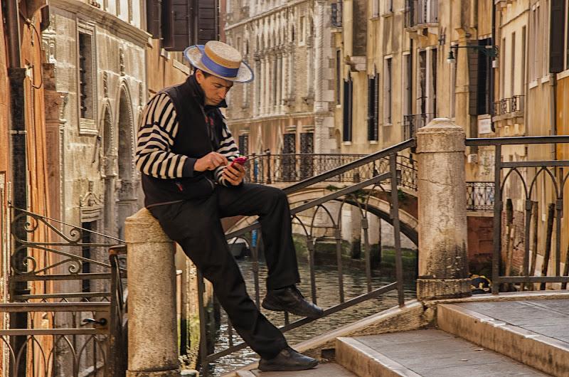 nostro inseparabile 'amico', la nostra 'ossessione' ...? di Gian Piero Bacchetta
