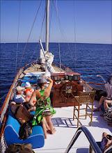 Photo: Прогулка на яхте