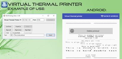 Virtual Thermal Printer - Paid Android app | AppBrain