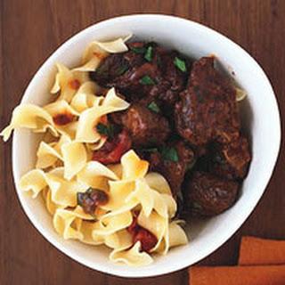Turkish Beef Stew.
