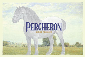 Logo of Virtue Cider Percheron